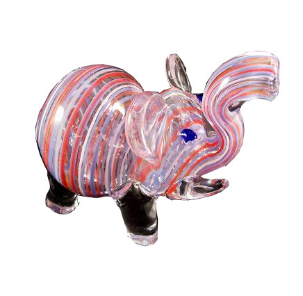 elephant smoking bowl. Elephant Pipe